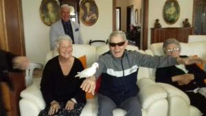 Soggiorni estivi per anziani - Residenza Bergoglio